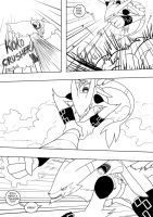 DWC - chaper 2 - toughen up chibis page 16 by dragonmanX