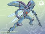 Beetle Mech by eyetypher