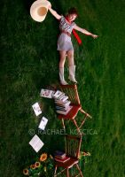 Life Takes Balance by RachaelKoscica