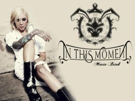 In This Moment   Maria Brink by kurokatana by MJ75NIK