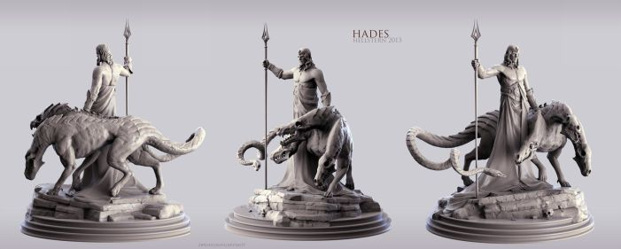 Hades add shots by Hellstern
