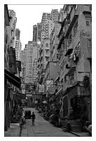 HK VII - Lonely street by cody29