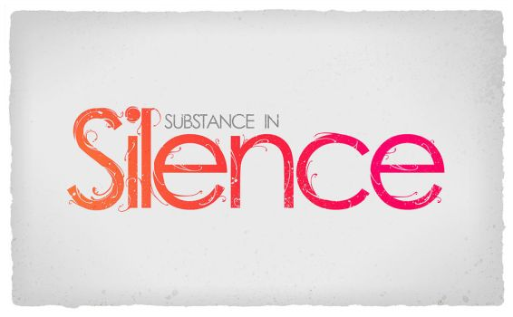 Substance in Silence by shebid