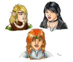 RPG Characters: Something Old ... by RoywynBlackrock