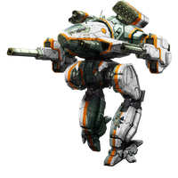 MWO Cauldron-Born (Ebon Jaguar) repaint by Odanan