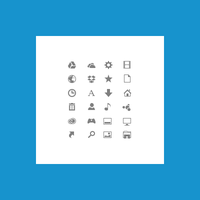 16px by BluPaper