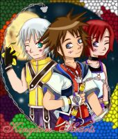 Kingdom Hearts by yohfan