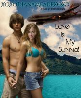 Love Is My Survival Story Cover by Bookfreak25