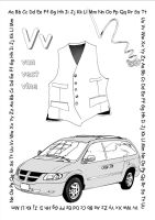alphabet coloring pages Vv copy by jbeverlygreene