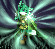 Aira of wind by Blailver