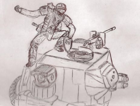 Ode to mech riding by Pyrotactick