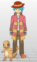 Me as a trainer by Arrowman64