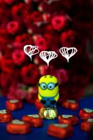 Minion Love by Quit007