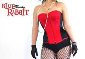 Isabelle corset shoot1 by Limlint