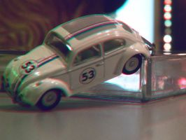 3D Herbie 007 by LittleBigDave