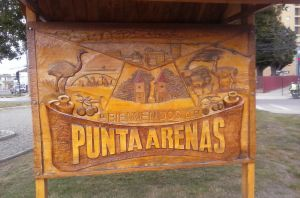 Welcome to Punta Arenas by cekario