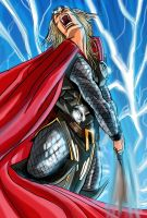 Thor by TigerArtStudio