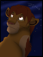 Canons of TLK-teen Simba by Mganga-The-Lion