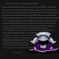 Meta Knight's Lament by WhiteKitsuneKnight