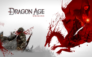 Dragon Age Wallpaper by H4mst3rch4mp