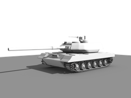 Conqueror Tank-The Preview by Stealthflanker