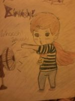 Silly Louis :3 by KaylaMarie831