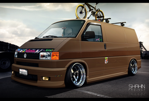 VW Transporter T4 '93 by tuninger