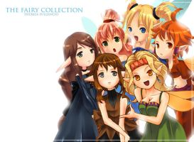 The Fairy Collection by aszereth