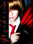 Death Note: Yagami by Maru-Light