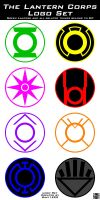 Lantern Corps Shapes by What-the-Gaff