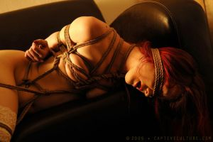 The Beauty of Bondage by ilovefrenchgirls