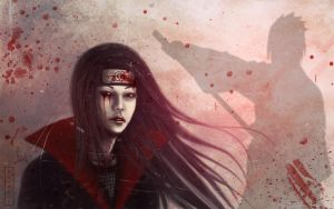 Uchiha Itachi - Nightmare by YavYxie