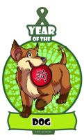 Year of the Dog by ElementJax
