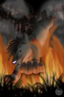 Going Down In Flames - Trade by Pestdoktor