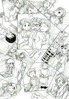 Professor Layton - February 14th by Blychee