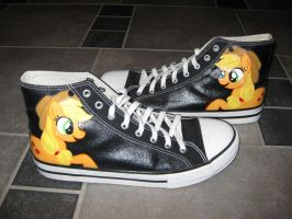 AppleJack Shoes by TotalFailbut