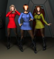 Charlies Angels by Aszmo