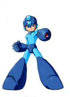 ROCKMAN by mmxT