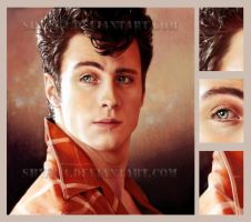 Aaron Johnson - Nowhere Boy by shvau4