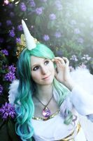 My little Pony - Princess Celestia by Verelaitale