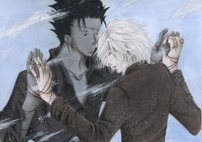 separate - but together by Ankh-Feels