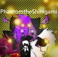 PhantomtheShinigami Request by Ninji99