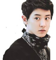 Chanyeol PNG by HanaBell1