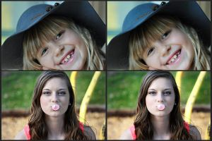 Softer Skin - Free Portrait Lightroom Preset 010 by nuugraphics