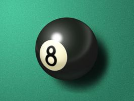 8 BALL by Sturby