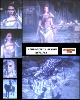 Aphrodite In Skyrim first look by Naruttebayo67