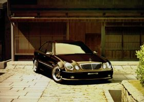 E Classe AMG by JGDA9RS