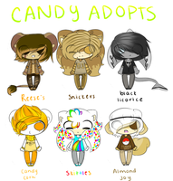 Candy Adopts { CLOSED } by iLiekSkittlez