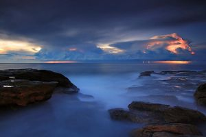 Storm on the Horizon by timbodon
