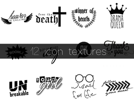 Icon Quotes Pack by Blutmondlicht